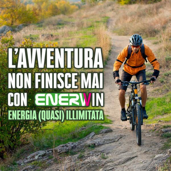 EnerWin Sport Natura Selvaggia
