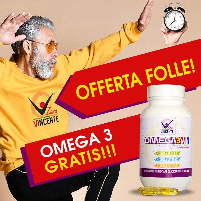 Offerta Folle Omega 3